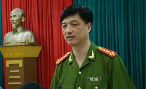 Đại tá Nguyễn Duy Ngọc.