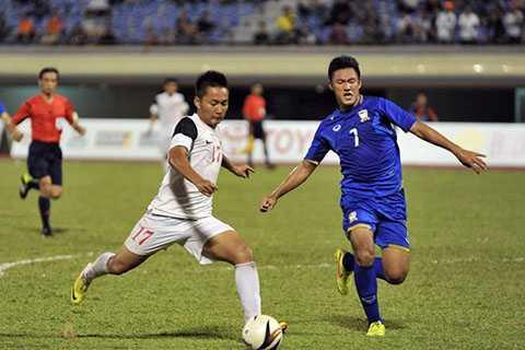 U19 Việt Nam đã rất vất vả mới giành được chiến thắng