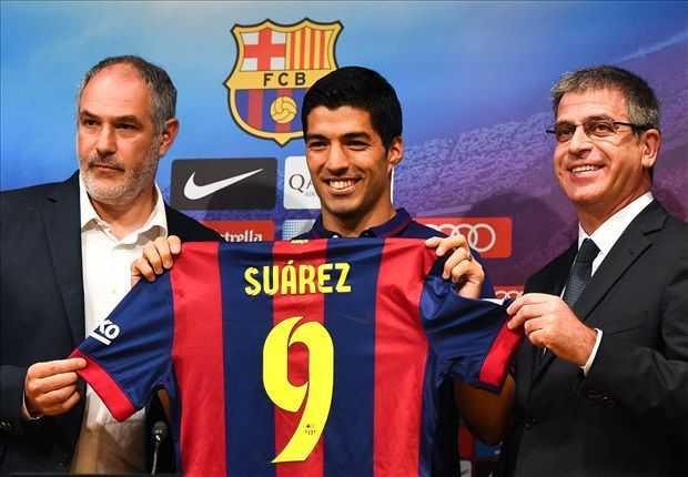 Barca nhún nhường trong vụ việc của Suarez để phục vụ cho mục đích cao hơn