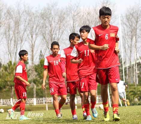 U19 học viện HAGL-Arsenal nhận được nhiều lời mời từ CLB châu Âu và Nhật Bản (Ảnh: Minh Trần)