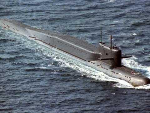 Ấn Độ lần đầu tiên tự đóng tàu ngầm hạt nhân nội địa - Ảnh minh họa