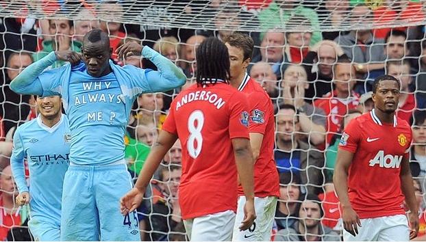 Hình ảnh từng khiến rất nhiều CĐV Man Utd phải ngứa mắt