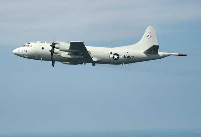 Máy bay do thám P-3 Poseidon của Hải quân Mỹ