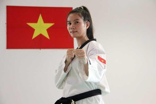 Thủ khoa Nguyễn Thị Anh Đào.
