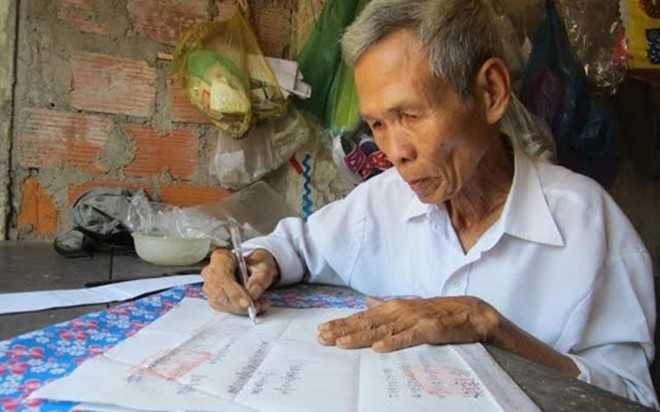 """Người làng Phú Hải có """"mật ngữ"""" kì lạ và còn có tài 'bảo mật ngôn ngữ' của làng mình."""