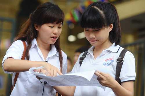 Thí sinh dự thi vào ĐHQGHN sẽ phải làm 2 bài thi đánh giá năng lực