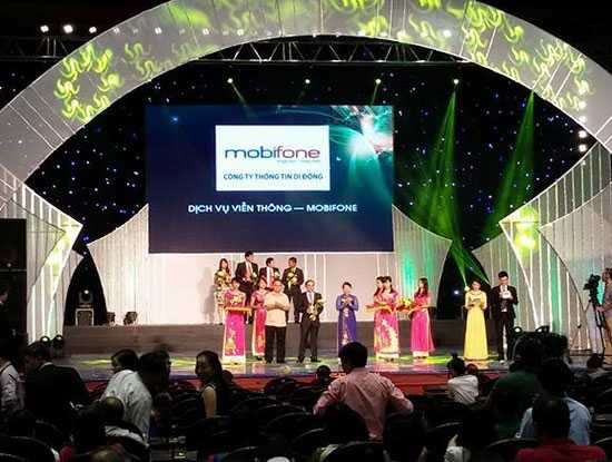 MobiFone được bình chọn