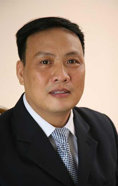 GS-TSKH Nguyễn Đình Đức, Trưởng ban đào tạo của ĐH Quốc gia Hà Nội.