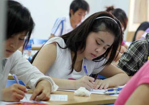 Đề thi của kỳ thi quốc gia 2015 sẽ được thiết kế để học sinh trung bình cũng có thể đỗ tốt nghiệp và đảm bảo tính phân loại để làm căn cứ cho các trường ĐH, CĐ xét tuyển