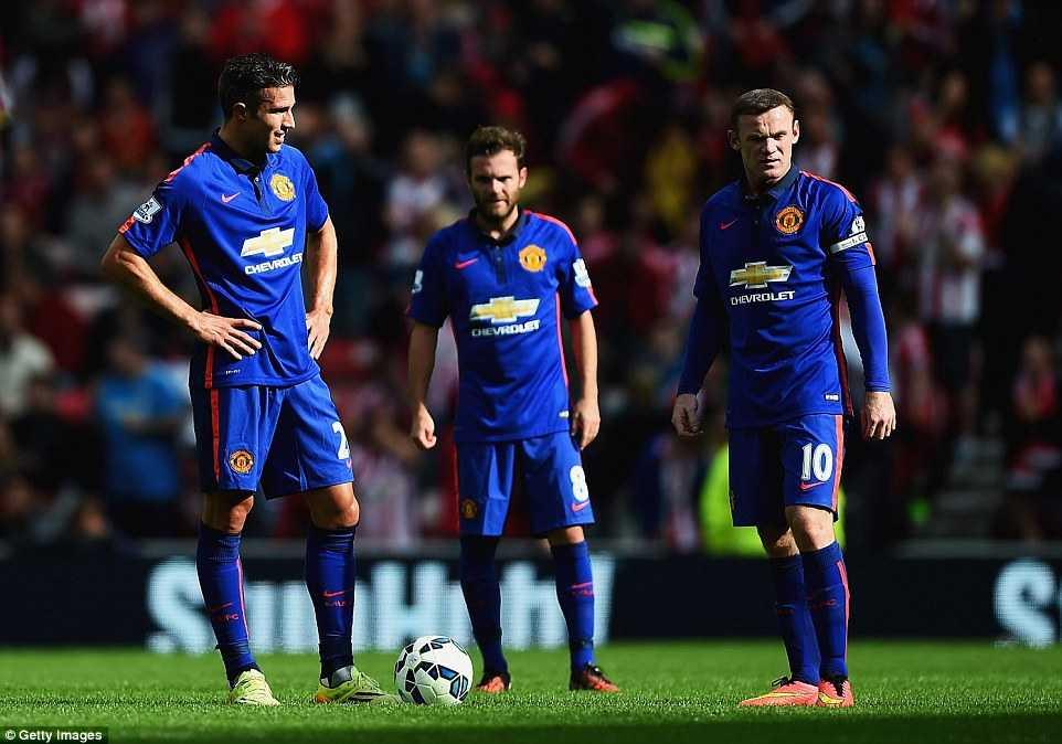 Man Utd vẫn bết bát