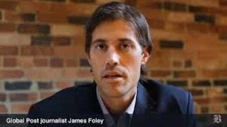 Nhà báo James Foley