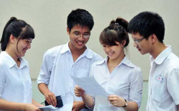 Thí sinh dự thi bài thi tổng hợp vào ĐH Quốc gia Hà Nội có thể được xét tốt nghiệp khi có kết quả ở mức độ nhất định