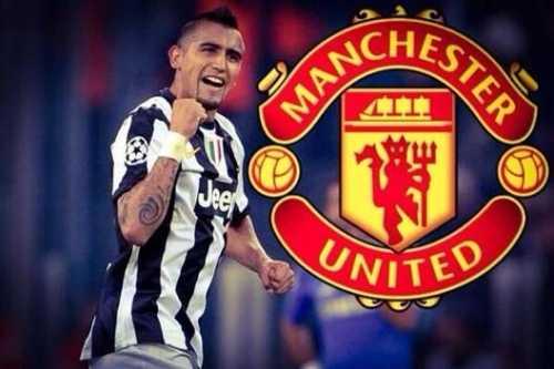 Vidal là mảnh ghép cuối cùng mà Man Utd còn thiếu