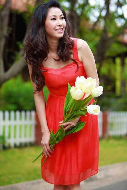 Hà Kiều Anh - Hoa hậu Việt Nam năm 1992