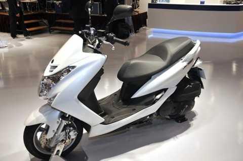 Yamaha XC155 2015 – đối thủ mới của Honda PCX