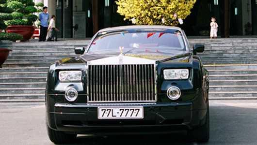 Siêu xe 1,3 triệu USD của bà Dương Thị Bạch Diệp