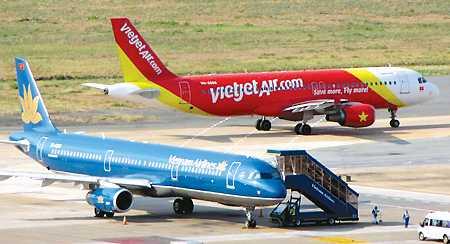 Nắn đường bay, các hãng hàng không sẽ tiết kiệm được thời gian và chi phí