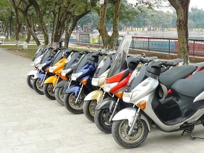 Trên cả nước hiện nay có rất nhiều hội Epicuro và Avenis. Ảnh: Motosaigon.