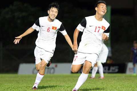 U19 Việt Nam tại giải U22 Đông Nam Á