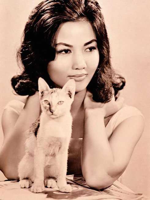 Kiều Chinh - người phụ nữ sống cả đời vì thiện nguyện.
