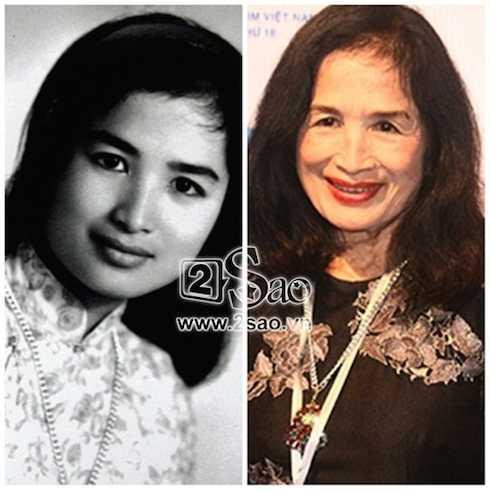 NSND Trà Giang, nữ diễn viên nổi tiếng của điện ảnh Việt giờ đã là một bà lão.