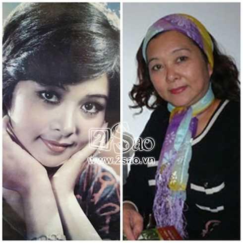 NSƯT Thanh Loan nổi tiếng với vai ni cô Huyền Trang trong bộ phim 'Biệt động Sài Gòn' nay đã có tuổi.