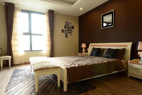 Phòng ngủ căn hộ Starcity Lê Văn Lương