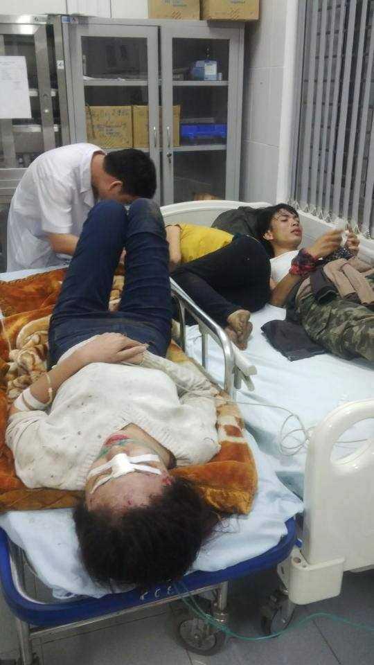 Nạn nhân vụ tai nạn thảm khốc ở Sa Pa đang điều trị tại bệnh viện