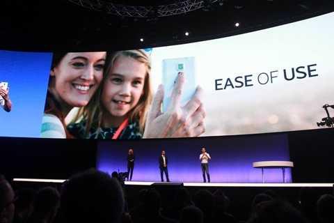 Buổi ra mắt dòng sản phẩm mở rộng Galaxy Note