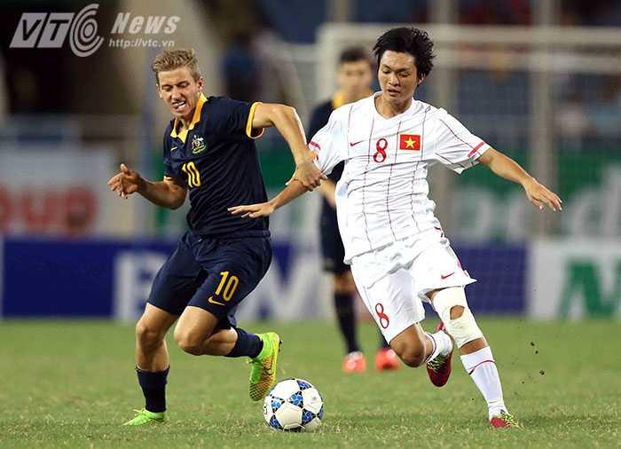 U19 Việt Nam đã chơi thận trọng ở trận này