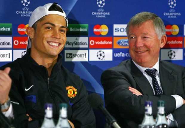 Ronaldo mới đây cũng bày tỏ mong muốn trở về Man Utd