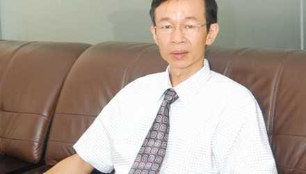 PGS.TS Nguyễn Văn Minh, Hiệu trưởng Trường ĐH Sư phạm Hà Nội.