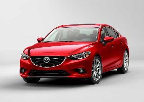 Mazda 6 được nhận định là đối thủ trực tiếp
