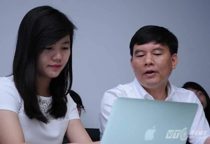 Ông Trần Văn Nghĩa - Phó Cục trưởng Cục khảo thí Bộ GD-ĐT