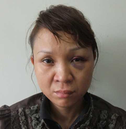 Nguyễn Hoài Thanh là 'bà trùm' của một đường dây buôn ma túy xuyên quốc gia
