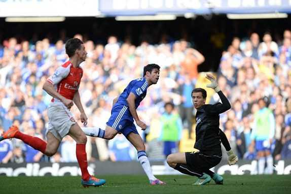 Ai cản được Diego Costa?