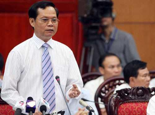 Theo Tổng Thanh tra Chính phủ Huỳnh Phong Tranh: tình trạng khiếu kiện đông người đang gia tăng