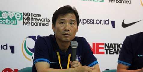 HLV Kim Sang Ho tin tưởng vào đẳng cấp của từng học trò mà ông có