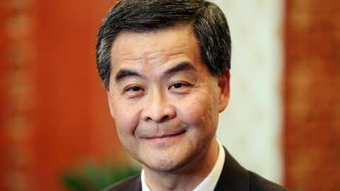 Trưởng đặc khu hành chính Hong Kong Lương Chấn Anh