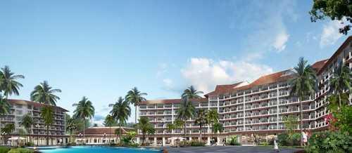 Phối cảnh KS Vinpearl Resort Phú Quốc