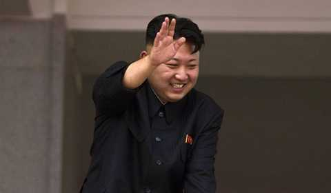 Nhà lãnh đạo Triều Tiên Kim Jong-un