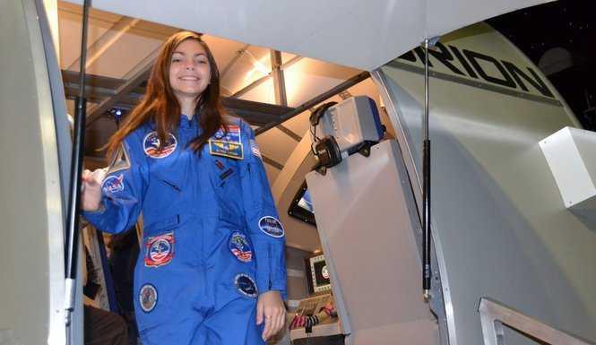 Alyssa Carson, 13 tuổi và tham vọng đặt chân lên Sao Hỏa