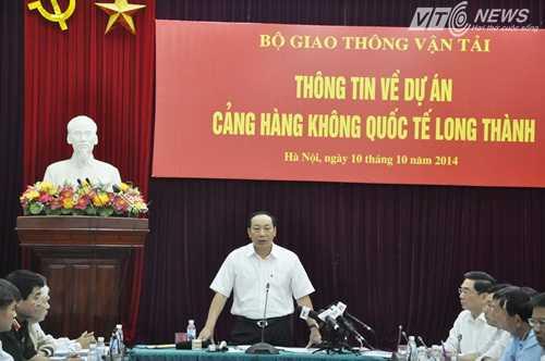 Dự án Cảng hàng không quốc tế Long Thành đang nhận được sự quan tâm lớn của dư luận (Ảnh: Minh Chiến)