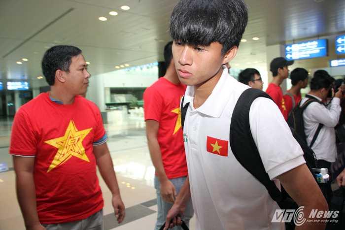 Phan Thanh Hậu sẽ được đá chính nhiều hơn ở giải U21 Quốc tế Báo Thanh Niên (Ảnh: Hà Thành)