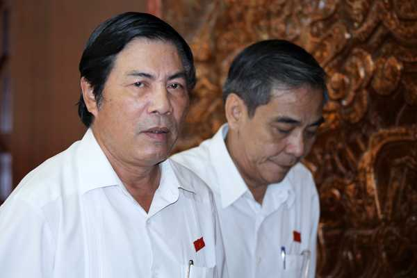 Ông Nguyễn Bá Thanh vắng mặt tại kỳ họp Quốc hội
