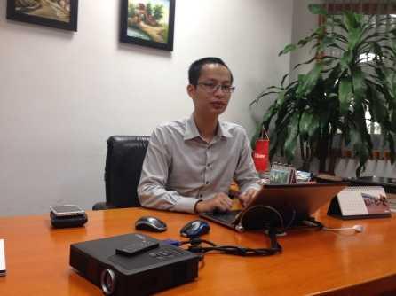 Ông Ngô Tuấn Anh, Phó chủ tịch An ninh mạng Bkav.