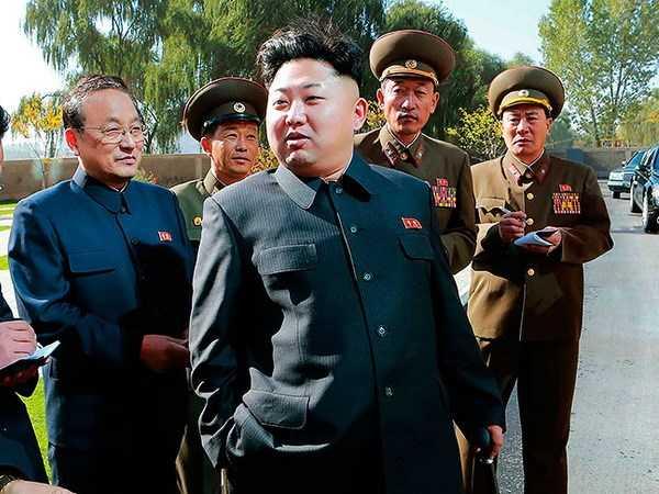 Nhà lãnh đạo Triều Tiên Kim Jong Un liên tục xuất hiện thời gian gần đây