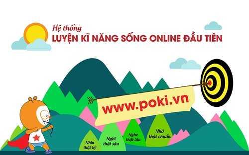 www.poki.vn hiện đang miễn phí (tặng Đá Vũ Trụ) cho các gia đình sử dụng