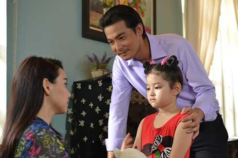 Trang Nhung vào vai người mẹ kế độc đoán