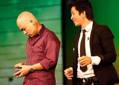 Nhạc sỹ Huy Tuấn bị lừa khiến khán giả thấy hài hước